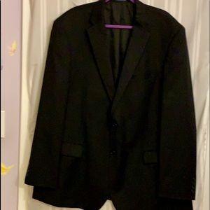 Lot of Men's Blazer and Dress Shirt. 50L & 2XL